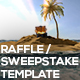 Raffle / Sweepstake Template - Treasure Chest - VideoHive Item for Sale