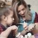 Children Make Crafts out of Clay - VideoHive Item for Sale