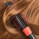 Long red human hair with a comb - PhotoDune Item for Sale