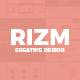 Rizm Powerpoint Templates - GraphicRiver Item for Sale