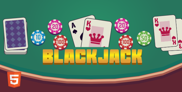 BLACKJACK - HTML5 Casino Game            Nulled