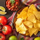 mexican salsa dip and nachos tortilla chips - PhotoDune Item for Sale