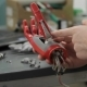 of Bionic Hand Is Being Hold By the Professional. - VideoHive Item for Sale