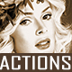 Vintage Sepia Filter - 18 Photoshop Actions