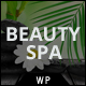 Beauty SPA - Creative WordPress  CMS Theme - ThemeForest Item for Sale