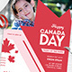 Canada Day Flyer / Poster