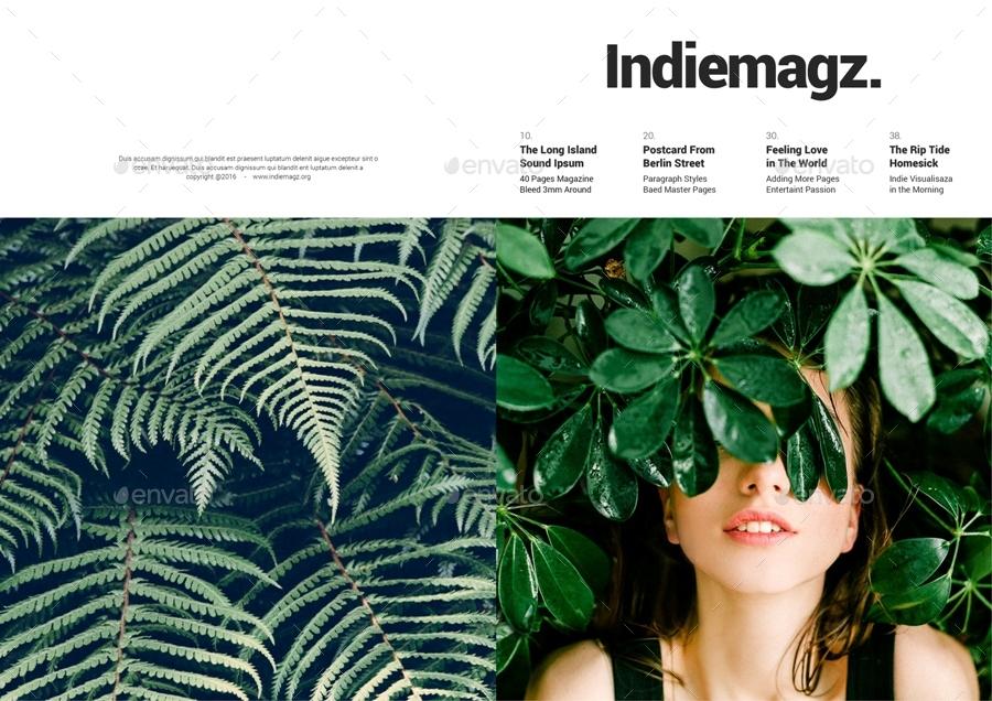 Clean Indie Magazine
