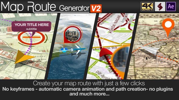 map route generator by marcobelli videohive