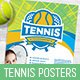Tennis Flyer / Poster - GraphicRiver Item for Sale