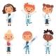 Doctor Profession Children