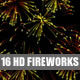 HD Fireworks - 16 types of fireworks - VideoHive Item for Sale