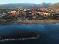 View from the height of the city on the Atlantic coast. Tenerife - PhotoDune Item for Sale