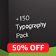+150 Titles Pack - VideoHive Item for Sale