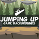 Vertical Jump Backgrounds - GraphicRiver Item for Sale