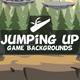Vertical Jump Backgrounds