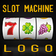 Slot Machine Logo - VideoHive Item for Sale