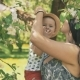 Young Mother with Her Adorable Little Boy Playing Outdoors with Love - VideoHive Item for Sale