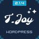 T.Joy - Astronomy WordPress Theme - ThemeForest Item for Sale