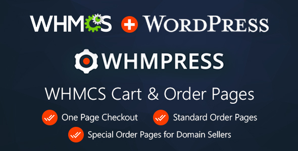 WHMCS Cart & Order Pages - One Page Checkout - CodeCanyon Item for Sale