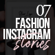 07 Instagram Fashion Stories - GraphicRiver Item for Sale