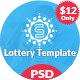 Sorteo– Lotto PSD Template - ThemeForest Item for Sale