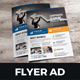 Corporate Multipurpose Flyer Ad Design v8 - GraphicRiver Item for Sale