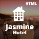 Jasmine Hotel & Travel - ThemeForest Item for Sale