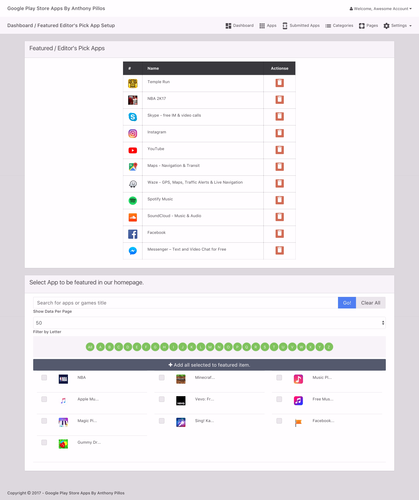 Google Play App Store Cms Nulled ••▷ SFB
