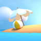 Cartoon Topical Island - VideoHive Item for Sale
