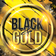 Black & Gold - GraphicRiver Item for Sale