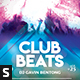 Club Beats Flyer - GraphicRiver Item for Sale