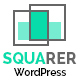 Squarer Multi-Purpose WordPress Theme - ThemeForest Item for Sale