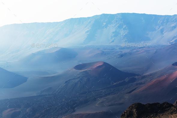 Haleakala - Stock Photo - Images