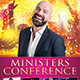 Ministers Conference Church Flyer - GraphicRiver Item for Sale