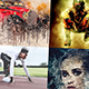 Mixed Art Photoshop Action Bundle - GraphicRiver Item for Sale