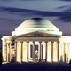 People Still Walk the grounds at the Jefferson Memorial in Washington - PhotoDune Item for Sale