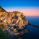Sunset over Manarola, Cinque Terre, Italy - PhotoDune Item for Sale