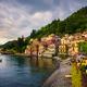 Beautiful town of Varenna, Lake Como, Italy - PhotoDune Item for Sale