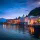 Twilight over Bellagio, Lake Como, Italy - PhotoDune Item for Sale