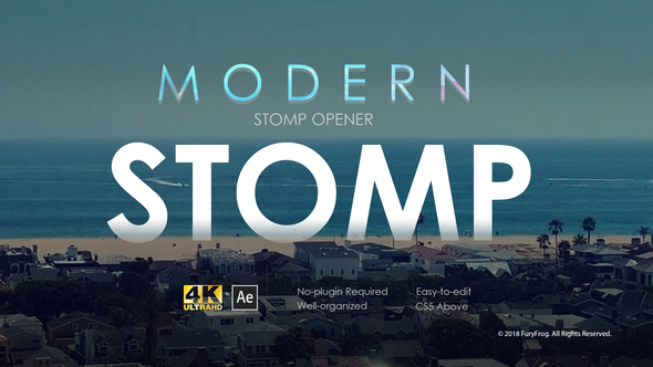 Modern Stomp Opener 22022906 - Free download