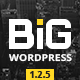 B.I.G - WordPress Theme for Any Business Idea - ThemeForest Item for Sale