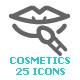 Cosmetic Mini Icon - GraphicRiver Item for Sale