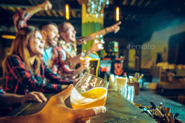 Sport, people, leisure, friendship and entertainment concept  - Stock Photo - Images