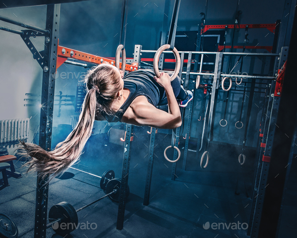 Concept: power, strength, healthy lifestyle, sport - Stock Photo - Images