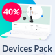 Inspiring Devices Mockup Pack - VideoHive Item for Sale