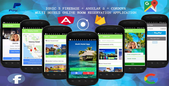 IONIC 3 FIREBASE + ANGULAR 5 NEARBY MULTI HOTEL ROOM RESERVATION APP WITH SUPER ADMIN WEBBACKEND - CodeCanyon Item for Sale