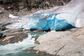 Nigardsbreen glacier in summer, Norway - PhotoDune Item for Sale