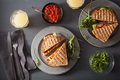 grilled cheese sandwich with avocado and tomato - PhotoDune Item for Sale
