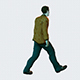 3d Figure Walking Person - VideoHive Item for Sale
