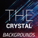 The Crystal Backgrounds - GraphicRiver Item for Sale